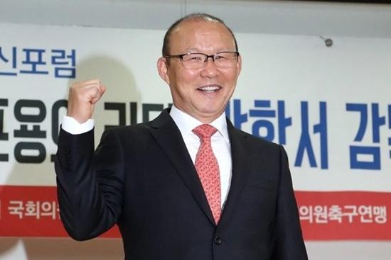 HLV Park Hang-seo tiết lộ về tương lai với tuyển Việt Nam trên báo Hàn - Ảnh 1