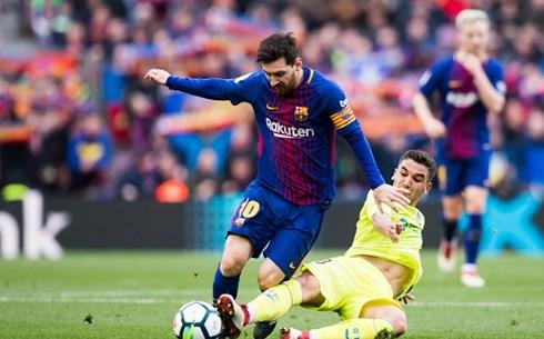 Vòng 23 La Liga: Barca bất ngờ chia điểm ngay tại sân nhà - Ảnh 1