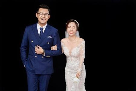 """Ngắm bộ ảnh cưới của MC """"Chúng tôi là chiến sĩ"""" trong ngày Valentine Trắng - Ảnh 8"""