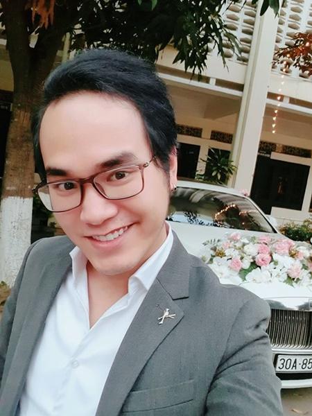 """Khắc Việt cười """"tít mắt"""" bên cô dâu xinh đẹp trong đám cưới tại quê nhà - Ảnh 5"""