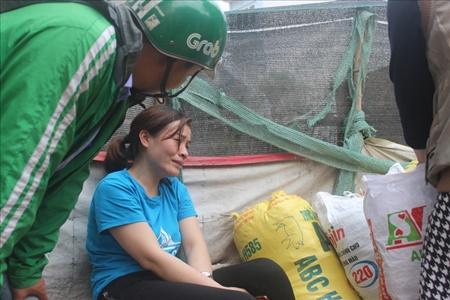 Chợ Quang tan hoang sau vụ cháy, tiểu thương khóc ròng vì trắng tay - Ảnh 5