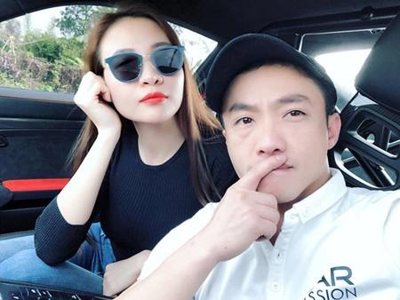 """Đàm Thu Trang đồng hành Cường Đô la đi """"phượt"""" bằng siêu xe - Ảnh 1"""