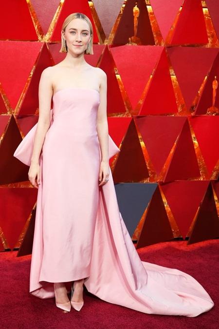 Thảm đỏ Oscar 2018: Dàn sao Hollywood lộng lẫy như nữ thần - Ảnh 7