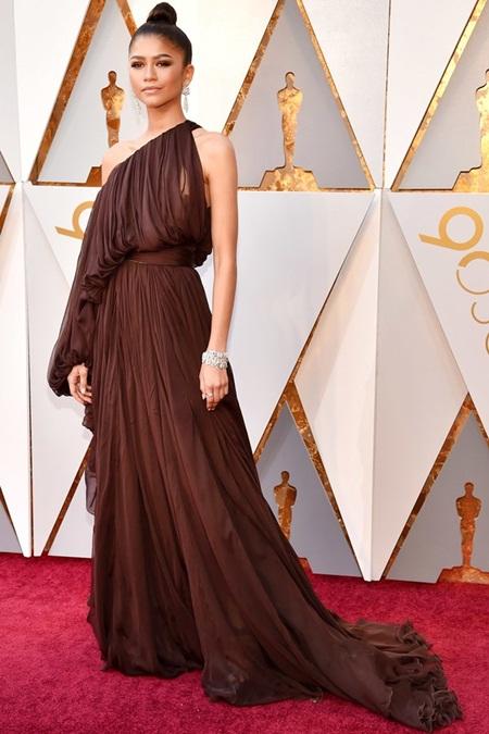 Thảm đỏ Oscar 2018: Dàn sao Hollywood lộng lẫy như nữ thần - Ảnh 13