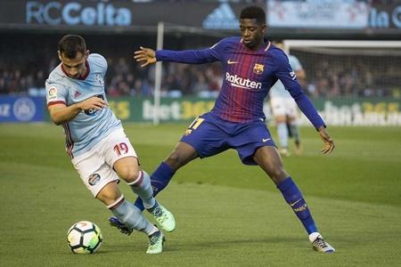Chơi với 10 người, Barca chấp nhận chia điểm đáng tiếc - Ảnh 2