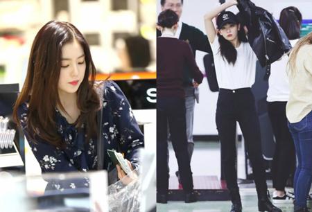 """""""Soi"""" gu thời trang đối lập siêu chất của hai mỹ nữ Red Velvet - Ảnh 4"""