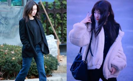 """""""Soi"""" gu thời trang đối lập siêu chất của hai mỹ nữ Red Velvet - Ảnh 6"""
