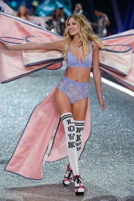 Bị bắt vì tàng trữ cần sa, người đẹp Victoria's Secret đối mặt án tù 10 năm - Ảnh 3