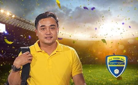 Nguyễn Đức Thắng chính thức trở thành HLV trưởng FLC Thanh Hóa - Ảnh 1