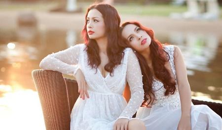 Điểm danh những cặp anh chị em đình đám của showbiz Việt - Ảnh 3