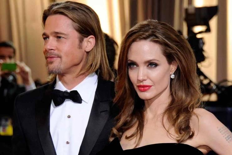 Sau 10 năm gắn bó, cuối cùng Brad Pitt và Angelina Jolie đã chính thức ly hôn - Ảnh 1