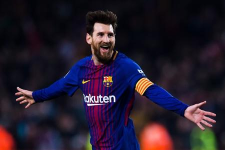 Messi đoạt danh hiệu Chiếc giày vàng châu Âu lần thứ 5 - Ảnh 1
