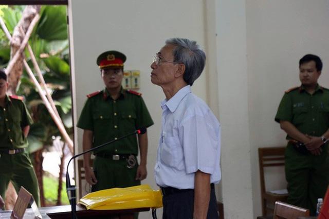 Án phúc thẩm ông Nguyễn Khắc Thủy vì sao bị hủy? - Ảnh 1