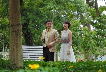 """Tài tử Lý Hùng tái xuất màn ảnh nhỏ cùng đạo diễn """"Người đẹp Tây Đô"""" - Ảnh 3"""
