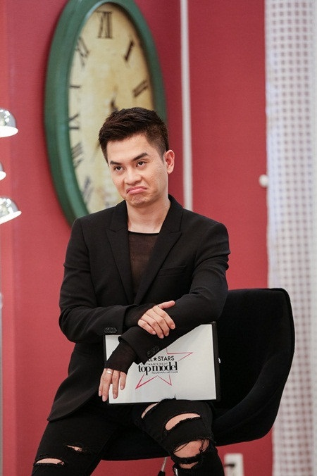 """Những phát ngôn xéo xắt """"gây bão"""" của Host The Face 2018 Nam Trung - Ảnh 7"""