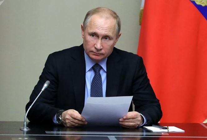 5 tướng Nga bất ngờ bị Tổng thống Putin miễn nhiệm - Ảnh 1