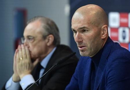 """""""Di sản"""" đồ sộ của HLV Zidane sau hơn 2 năm dẫn dắt Real - Ảnh 1"""