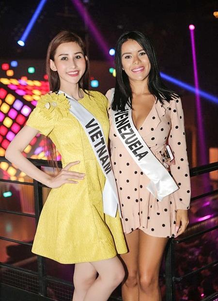Những hoạt động đầu tiên của đại diện Việt Nam tại Miss Asia World 2018 - Ảnh 1
