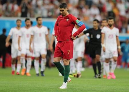 Kết quả World Cup 2018: Ronaldo đá trượt penalty, Bồ Đào Nha ngậm ngùi vuột mất ngôi đầu bảng - Ảnh 1