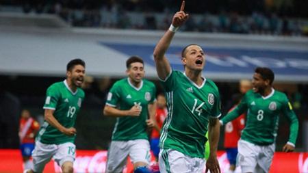 Chủ nhà Nga và ĐT Mexico chốt danh sách tham dự World Cup 2018 sát ngày khai mạc - Ảnh 2