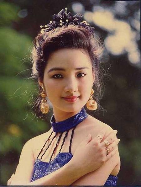 Nhan sắc không tuổi và cuộc sống giàu sang của Hoa hậu đền Hùng Giáng My - Ảnh 1