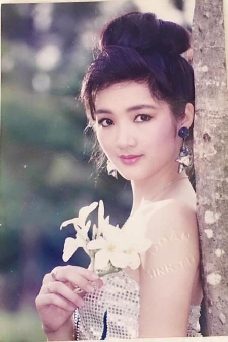 Nhan sắc không tuổi và cuộc sống giàu sang của Hoa hậu đền Hùng Giáng My - Ảnh 2