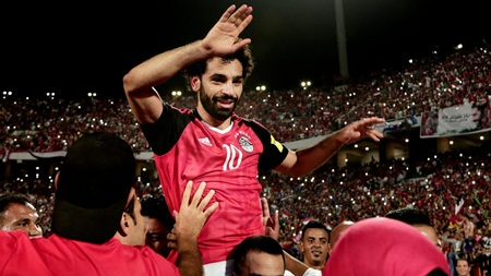 World Cup 2018: Ai Cập chốt danh sách, Salah vẫn kịp góp mặt - Ảnh 1