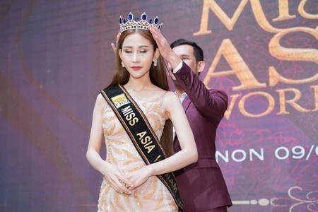 Lần đầu tiên Việt Nam có đại diện tham gia tranh tài tại Miss Asia World - Ảnh 2