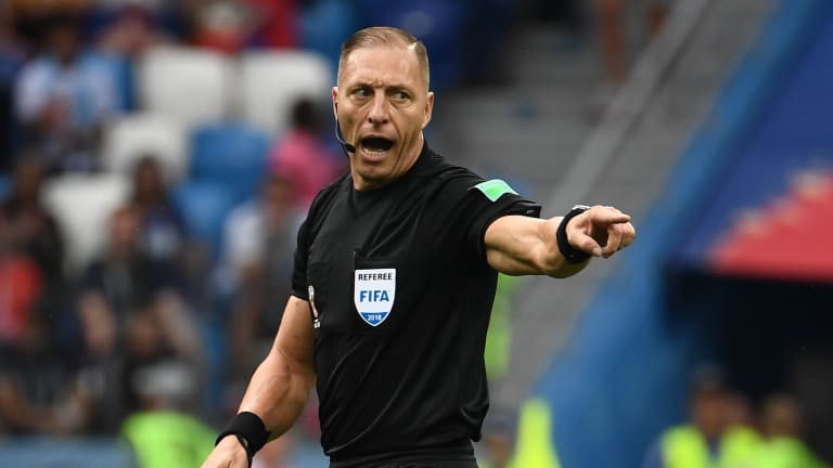 FIFA chọn trọng tài người Argentina bắt chính trận chung kết World Cup 2018 - Ảnh 1