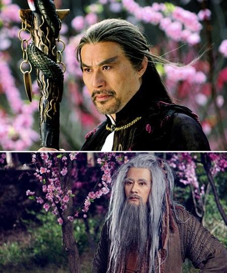 """Những nhân vật phản diện """"khét tiếng"""" trong phim kiếm hiệp Kim Dung - Ảnh 3"""