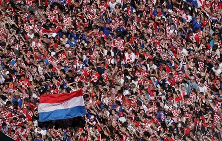 Thua trận, ĐT Croatia vẫn được chào đón như người hùng tại quê nhà - Ảnh 6