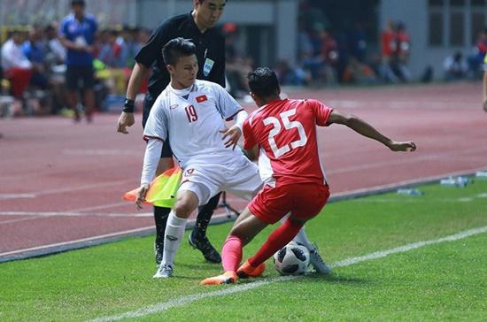 """Được báo chí châu Á ca ngợi là """"Messi ASIAD"""", Quang Hải vẫn chưa hài lòng về phong độ - Ảnh 1"""