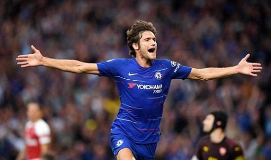 Kết quả ngoại hạng Anh Chelsea 3 - 2 Arsenal: The Blues tạm giữ ngôi đầu - Ảnh 3