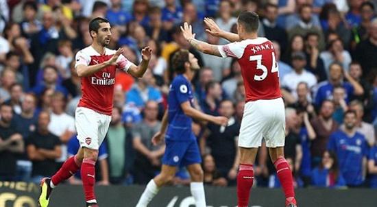 Kết quả ngoại hạng Anh Chelsea 3 - 2 Arsenal: The Blues tạm giữ ngôi đầu - Ảnh 2