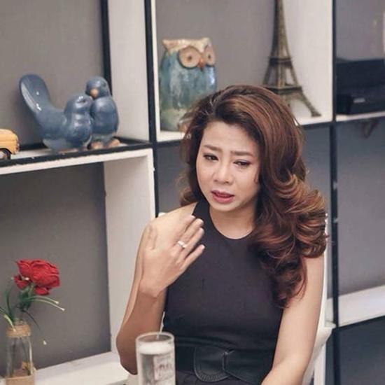 Tình hình sức khỏe nữ diễn viên Mai Phương: Ho nhiều, không thể trò chuyện - Ảnh 1