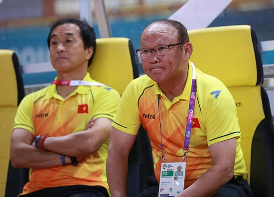 HLV Park Hang Seo nói về kịch bản Olympic Việt Nam gặp Olympic Hàn Quốc - Ảnh 1