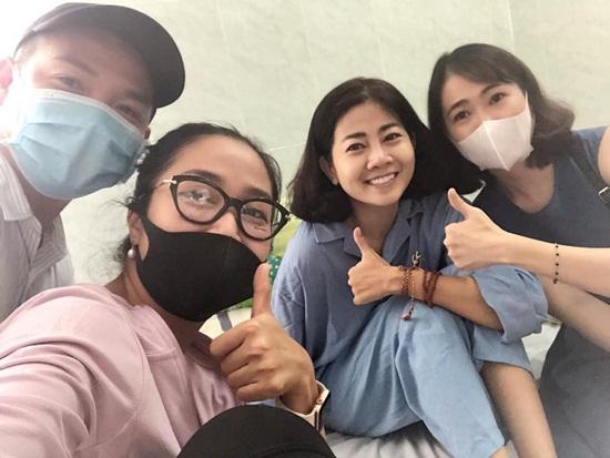 Ốc Thanh Vân chia sẻ về Phùng Ngọc Huy và sức khỏe Mai Phương thời gian đầu xạ trị - Ảnh 1