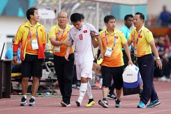 Đội hình ra sân Olympic Việt Nam vs Olympic Bahrain: Đình Trọng dự bị? - Ảnh 2
