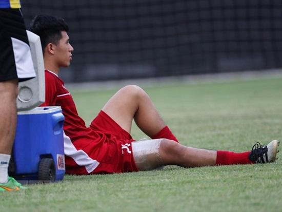 Đội hình ra sân Olympic Việt Nam vs Olympic Bahrain: Đình Trọng dự bị? - Ảnh 1