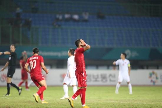 Thua cay đắng, HLV Olympic Syria thừa nhận đã đánh giá thấp Việt Nam - Ảnh 1