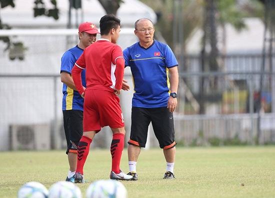 Chỉ định 5 cầu thủ Olympic Việt Nam đá phạt đền trận tứ kết gặp Olympic Syria - Ảnh 1