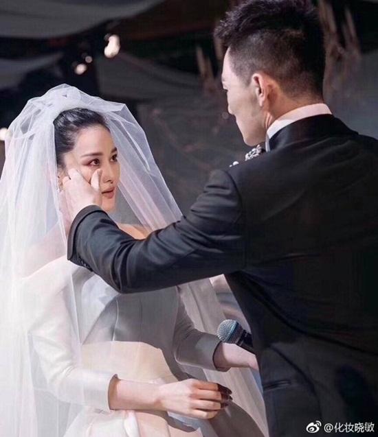 Trương Hinh Dư hé lộ ảnh cưới đẹp như phim ngôn tình với chồng quân nhân - Ảnh 11