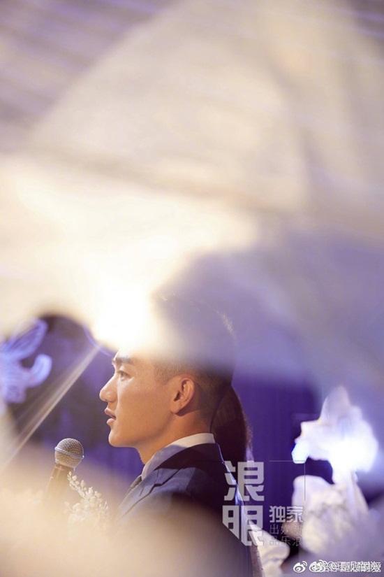 Trương Hinh Dư hé lộ ảnh cưới đẹp như phim ngôn tình với chồng quân nhân - Ảnh 5