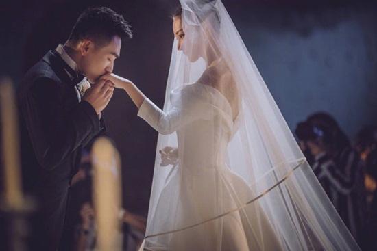 Trương Hinh Dư hé lộ ảnh cưới đẹp như phim ngôn tình với chồng quân nhân - Ảnh 10
