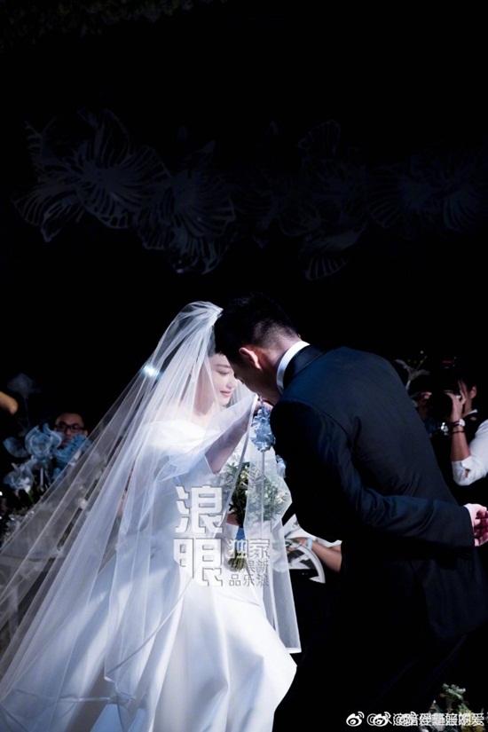 Trương Hinh Dư hé lộ ảnh cưới đẹp như phim ngôn tình với chồng quân nhân - Ảnh 9