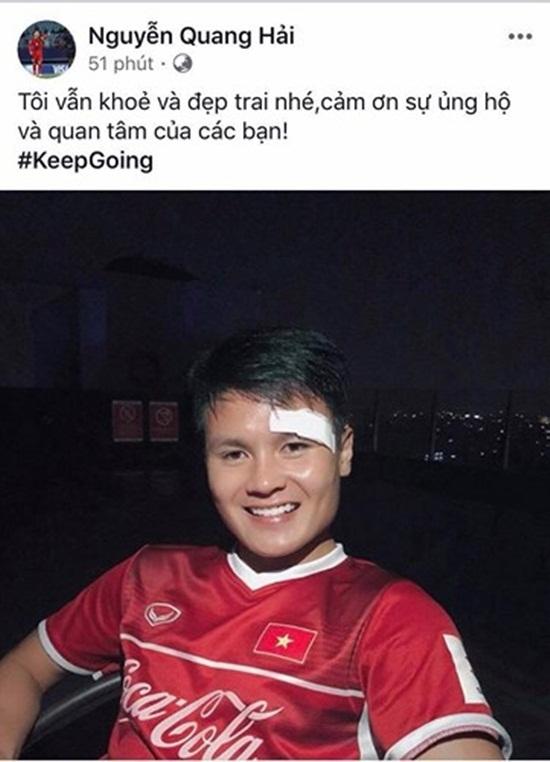 Dàn cầu thủ Olympic Việt Nam nói về chiến thắng lịch sử tại ASIAD - Ảnh 2