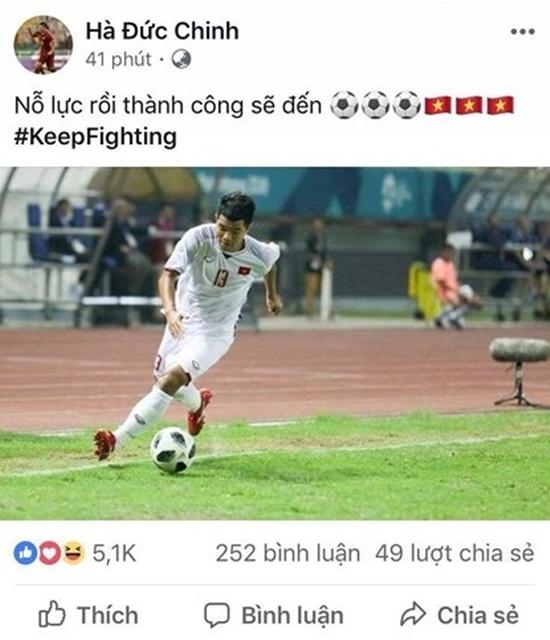 Dàn cầu thủ Olympic Việt Nam nói về chiến thắng lịch sử tại ASIAD - Ảnh 5