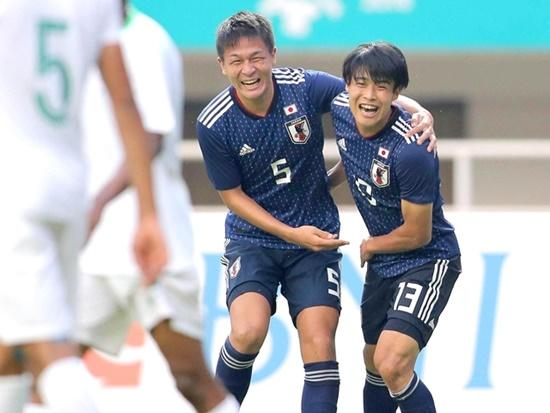 Thua Nhật Bản 0-1, Olympic UAE đá trận tranh HCĐ với Olympic Việt Nam - Ảnh 1