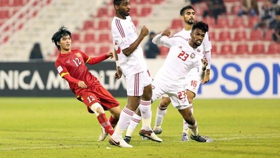 Lịch sử đối đầu U23 Việt Nam vs U23 UAE trước trận tranh HCĐ ASIAD 18 - Ảnh 1