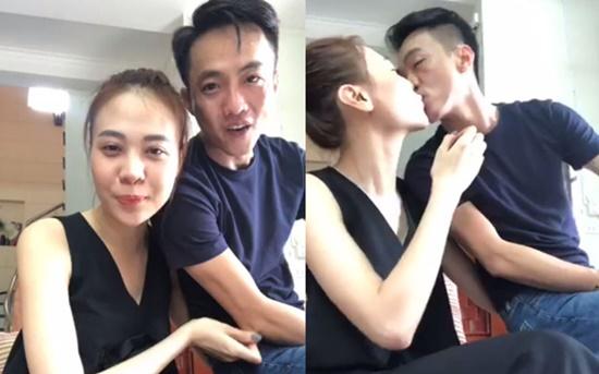 """Cường Đô la tặng quà """"độc"""" cho Đàm Thu Trang - Ảnh 2"""